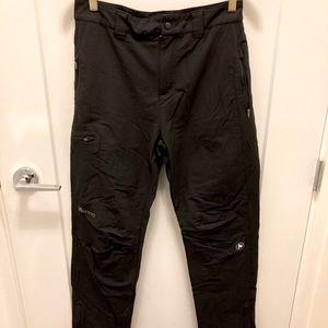 MARMOT Pants W/ Comfort Ruching at Knee Sz 30
